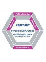 Наконечники Eppendorf, 10 мкл, (0,1-10 мкл), T.I.P.S., с двойным фильтром, стерильные, Forensic DNA grade, PCR clean/Sterile, 10 кассет х 96 шт. (Кат. № 0030077768)