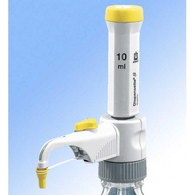 Бутылочный диспенсер Dispensette S Organic Fixed фиксированного объема 10 ml с предохранительным клапаном (Кат № 4630241)