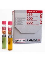 ХПК (O2) ISO15705, 0-1000 мг/л, Тест-набор LANGE LCI400, (24 теста), Аттест.методика 50 – 1000 мг/л*г/л*