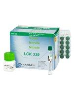 Азот нитратный (N-NO3), 0,23-13,5 мг/л Тест-набор LANGE LCK339, (25 тестов), Аттест.методика 1,0 – 60 мг/л*