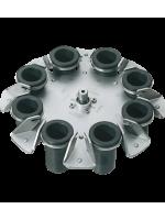 Бакет-ротор для Rotofix 32A, Universal 320/320R, (4000rpm, 1914g, 8х50 мл), Hettich (Кат № 1611)