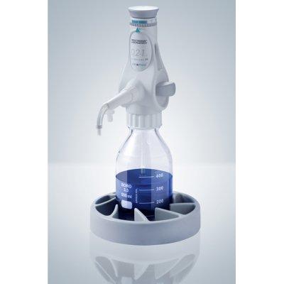 Бутылочный диспенсер Hirschmann Ceramus, с керамическим поршнем, 2-10 мл (Кат № 9342000)
