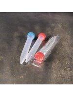 Пробирки центрифужные, 15 мл (12000g, полипропилен, конические Falcon, градуиров, стерильные, с резьб. крышкой, 17х120 мм), 150 шт/уп, Aptaca 10352/SG