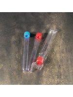 Пробирки центрифужные, 20 мл (полистирол, круглодонные с крышкой, 16×150 мм), 500 шт./уп, Aptaca (Кат № 10363), арт 11005617