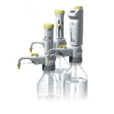 Бутылочный диспенсер Brand Dispensette S Organic, 1- 10 мл (с рециркуляционным клапаном) (Кат № 4630141)