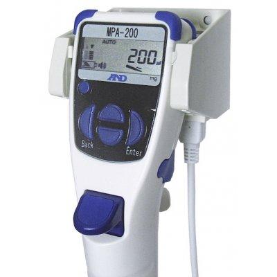 MPA-200 электронный дозатор одноканальный A&D переменного объема 10-200 мкл