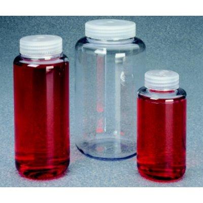 Бутыль для центрифугирования, 250 мл (27500g, поликарбонат, узкогорлая, с винтовой крышкой, 61,8×127,7 мм), 36 шт./уп., Nalgene (Кат № 3122-0250)