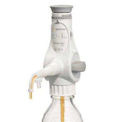 Biohit Prospenser Plus механический дозатор (диспенсер) Кат. №: LH-723070 1-канальный варьируемого объема 0,2-1 мл