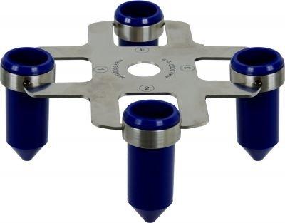 Ротор 6M.01, для CM-6M и CM-6MT, 3500 об/мин, 4х50 мл, Elmi