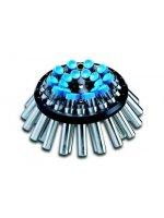 Ротор угловой F-35-30-17, для 5702, 4400 об/мин, 2750g, 10х15 мл, втулки из нерж. стали, Eppendorf (Кат № 5702705004)