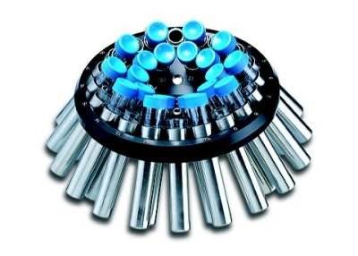 Ротор угловой F-35-30-17, для 5702, 4400 об/мин, 2750g, 30х15 мл, втулки из нерж. стали, Eppendorf (Кат № 5702704008)
