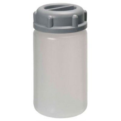 Бутыль для центрифугирования, 250 мл, (полипропилен, широкогорлая, с винтовой крышкой, 61,4х125 мм), Sigma 15249
