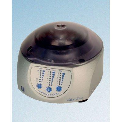 Центрифуга Elmi СМ-70, малая гематокритная с ротором на 12 капилляров
