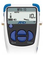 MPA-10 электронный дозатор одноканальный A&D переменного объема 0,5-10,0 мкл