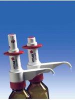 Бутылочный диспенсер Vitlab Piccolo 2, 1000/2000 мкл, (с двумя фиксированными объемами дозирования) (Кат № 1611508)