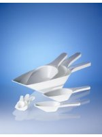 Совок мерный, L=260 мм, 250 мл, пластиковый PP, белый (39794) (Vitlab)