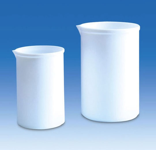 Стаканы Гриффина из белого пластика