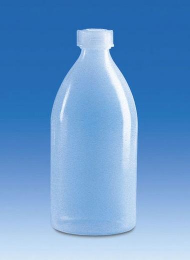 Бутылки с узким горлом  PE-LD vitlab